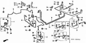 1997 Honda Civic Parts Diagram