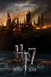 Original movie poster for the Deathly Hallows Part 1 and 2 ...