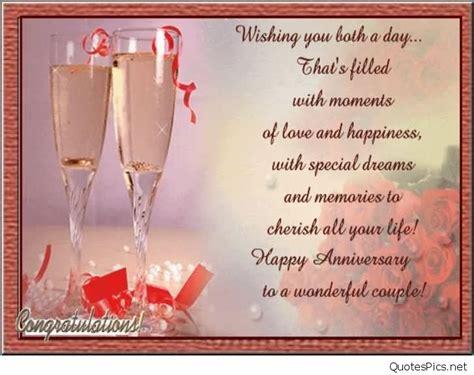 wishing    happy anniversary cartoon cards