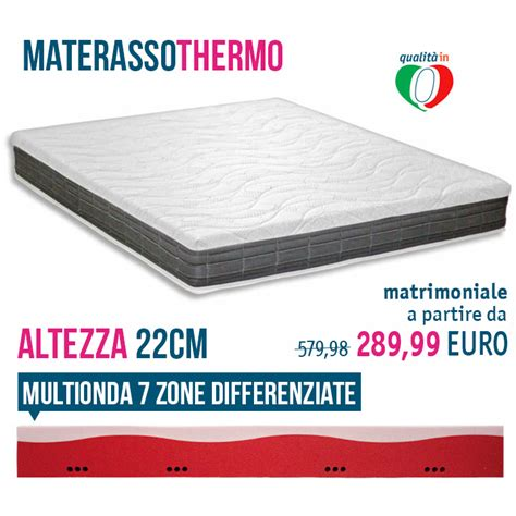 Materasso Offerta by Materassi In Offerta 100 Made In Italy Inmaterassi