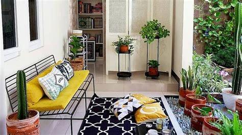 desain taman  rumah  mempercantik ruangan
