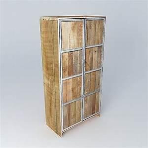 Maison Du Monde Armoire : 3d model armoire taiga maisons du monde cgtrader ~ Melissatoandfro.com Idées de Décoration