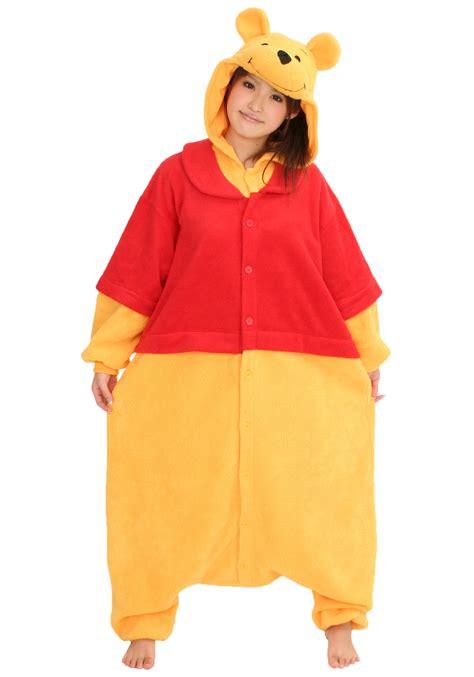 pajamas pooh pooh pajama costume