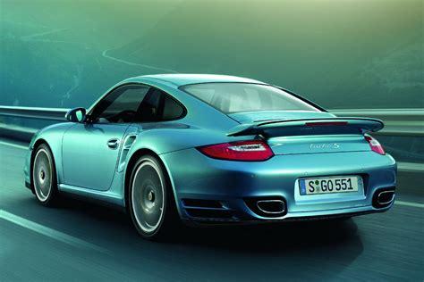 2018 Porsche 911 Turbo S Has 530hp Autotribute