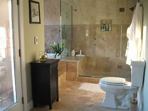 Tips for small master bathroom remodeling ideas small for Small bathroom ideas photo gallery