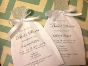 wedding shower invitations how to diy bridal shower invitations we tie the knots