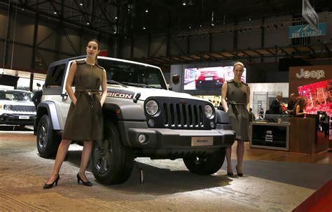 jeep shows  wrangler rubicon  mopar  package