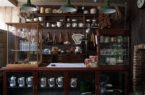 home interior shops interior of the shop counter top and brushes don t