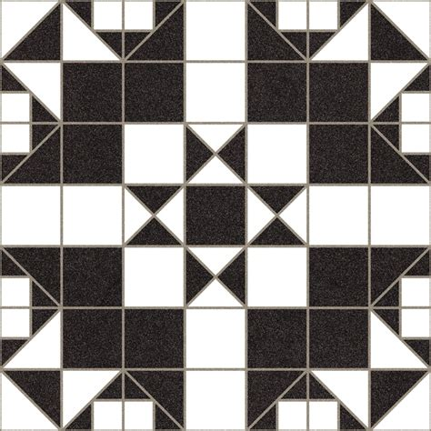 black and white mosaic victorian black and white mosaic effect floor tile