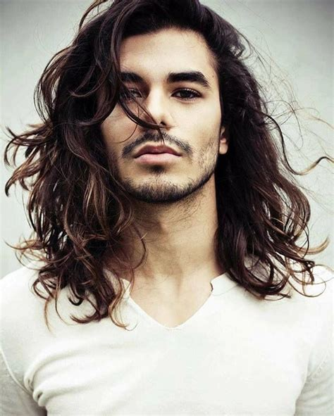 The 25  best Men long hair ideas on Pinterest   Long hair