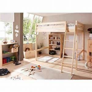 Hochbett 1 40 : hochbett matthias kiefer massiv natur 140 x 200 cm ticaa mytoys ~ Indierocktalk.com Haus und Dekorationen