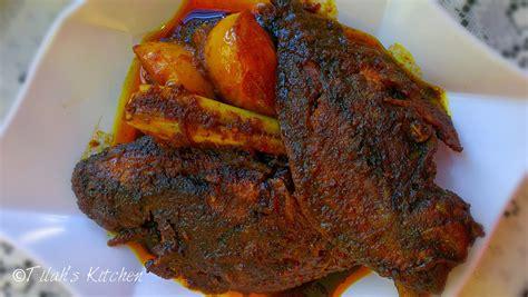 Bumbu halus ikan tenggiri pesmol : Resepi Ikan Tenggiri Masak Kicap Berempah ~ Resep Masakan Khas
