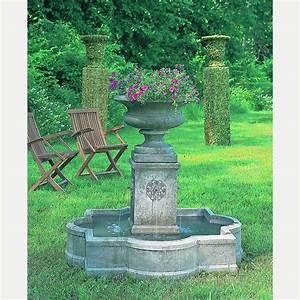 Graceful, Palazzo, Urn, Large, Outdoor, Water, Fountain, Kinsey, Garden, Decor
