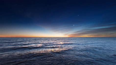 wasser sonnenuntergang wolken nacht tag himmel meer