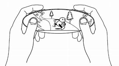 Nintendo Controller Ps4 Drawing Console Leak Nx