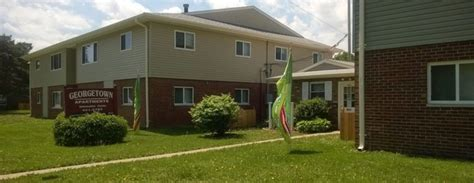 the georgetown apartments rentals granite city il
