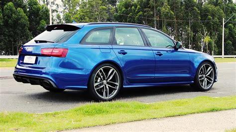 Review Audi Rs6 40 Avant V8 32v Biturbo  #01 Youtube
