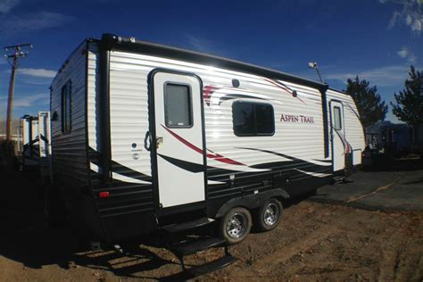 NEW 2014 Dutchmen Aspen Trail 2390RKS Travel Trailer Stock