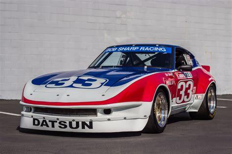 Datsun Race Car by Datsun 240z Race Car 1973 This Bring A Trailer Week 44