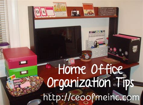 Home Office Organization Tips & Systems (clever Container Cabinets In Home Depot Cool Bedroom Decorating Ideas Contemporary Exterior Homes Cabinet Styles China Stone Knobs And Pulls For
