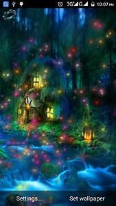 Magic Nature Live Wallpaper