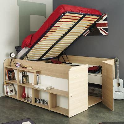 Hohes Bett Mit Stauraum by Mondo Storage Sleeper Childrens Beds Bedroom