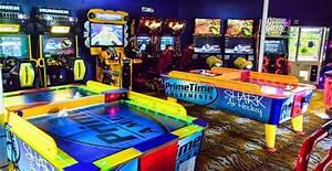 Arcade Game Room Financing - PrimeTime Amusements