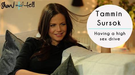 Tammin Sursok: On Having A Crazy High Sex Drive - YouTube