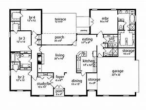 floor plan 5 bedrooms single story five bedroom tudor With a 5 bedroom floor plans
