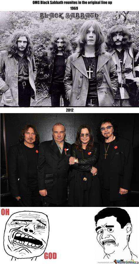 Black Sabbath Memes - black sabbath 2012 by redd meme center