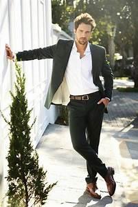 Blauer Anzug Schwarze Krawatte : die richtigen business kleider machen karriere andre pinterest schwarzer anzug braune ~ Frokenaadalensverden.com Haus und Dekorationen