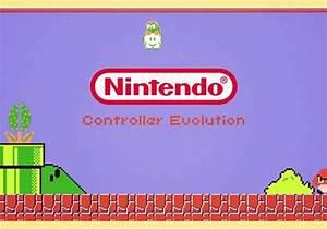 nintendo controller evolution   Tumblr