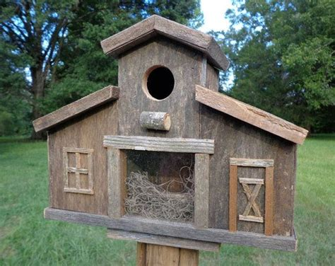 build barn birdhouse woodworking projects plans