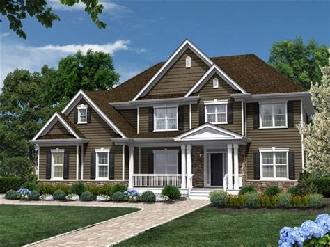 New Construction Homes Nj by New Jersey Luxury New Homes