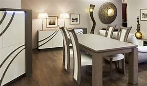 Meuble salle a manger 1 idees de decoration interieure for Salle À manger contemporaineavec meuble bas salle a manger