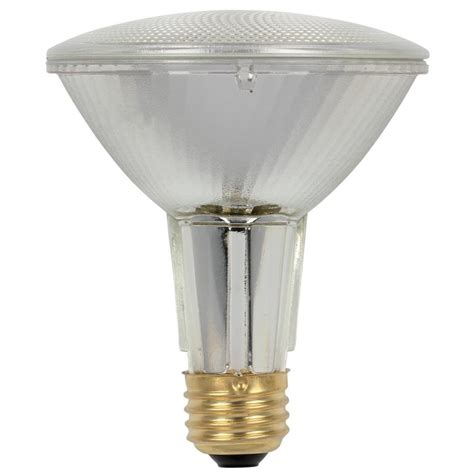 westinghouse 60 watt halogen par30 eco par plus neck
