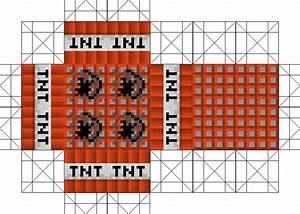 Minecraft Tnt Block Template - Bigstackstudios.com