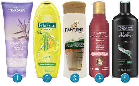 Shampoo e condicionador para dar volume aos cabelos