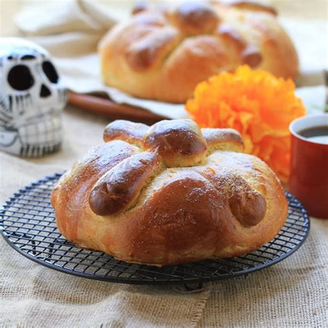 pan de muerto recipe delicious day of the dead bread hispana global