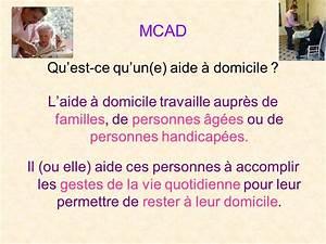 Qu Est Ce Qu Un Couple : mcad mention complementaire aide a domicile ppt t l charger ~ Medecine-chirurgie-esthetiques.com Avis de Voitures