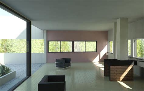 Villa Savoye Windows Innenarchitektur Architektur