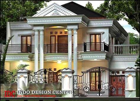 jasa arsitek gambar rumah mewah  surabaya jasa desain