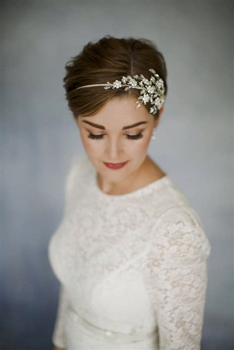Pixie Hairstyles For Wedding by Hair Wedding Inspiration That Shows You Don T