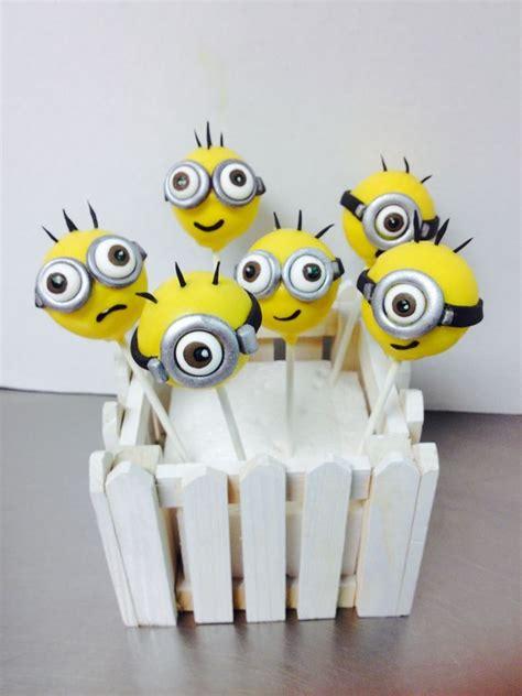 minion cake pops 745 best cake pops treats on sticks images on