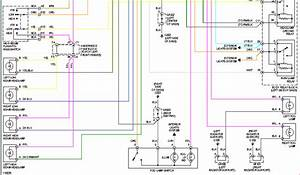 Wiring Diagram  35 1999 Chevy Blazer Wiring Diagram