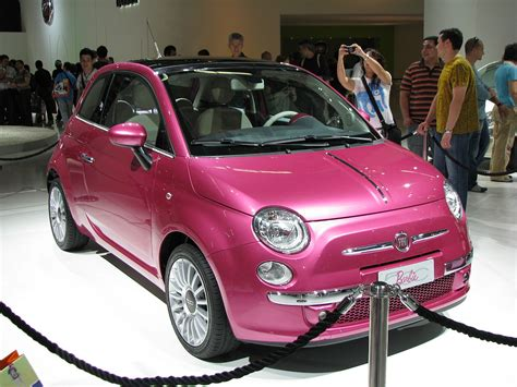 Fiat 500 Barbie  Wikipedia, La Enciclopedia Libre