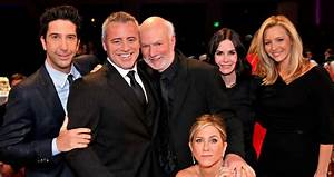 'Friends' Cast Talks About Lifelong Bond in New Reunion ...