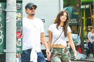 Leonardo DiCaprio In New York With Camila Morrone Instead