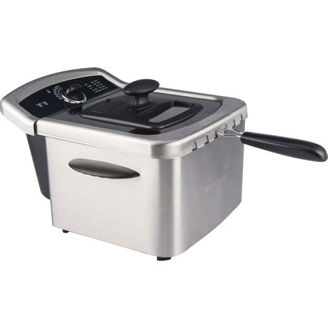deep fryer farberware walmart liter air upcitemdb ean fryers stainless steel royalty