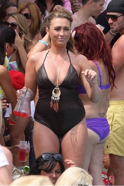 Lauren Goodger Swimsuit Poolside Cast Hawtcelebs Towies